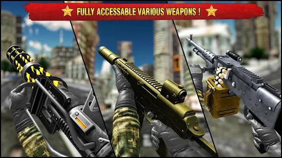 Call of world war II : strategy war game Screenshot