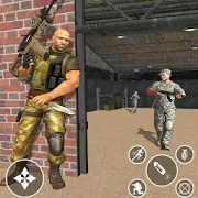 Commando Adventure Shooting: Shooting Game