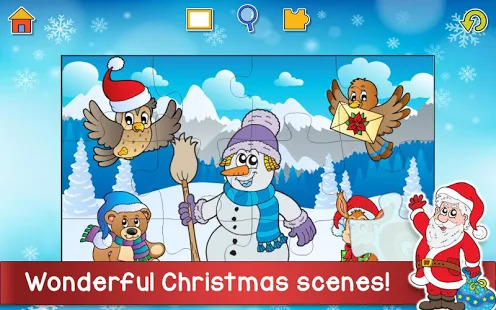 Jigsaw Puzzles Game for Kids & Toddlers ???? Screenshot