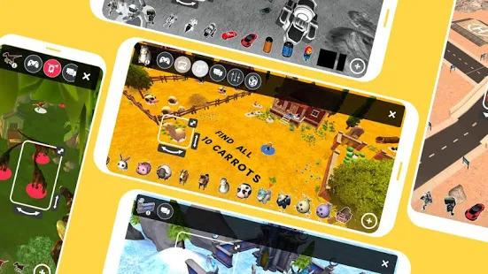Struckd - 3D Game Creator Screenshot