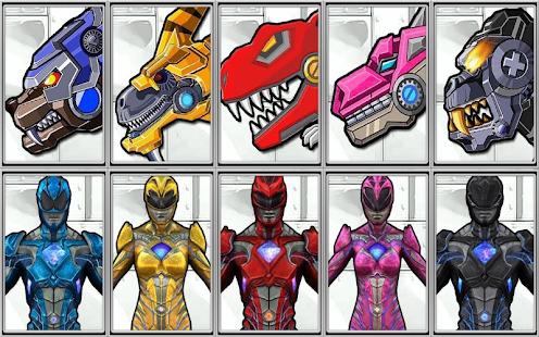 Red Ranger Robots Vs Dino Screenshot