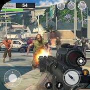 Zombie Hunter Dead Target Shooting King 3D