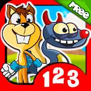 Monster Numbers: Math Games for kids