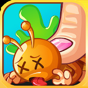 Finger vs bugs: fun and addicting bug tapping game