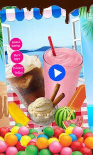 Fruity Ice Cream Soda Screenshot