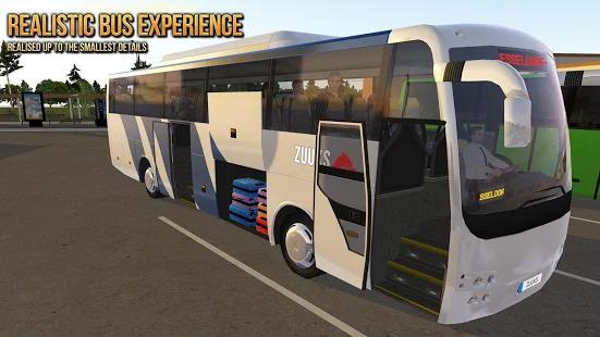 Bus Simulator : Ultimate Screenshot