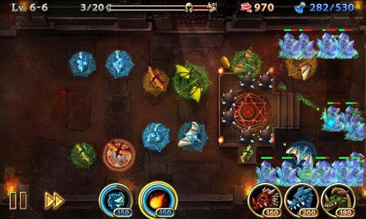 Lair Defense: Dungeon Screenshot
