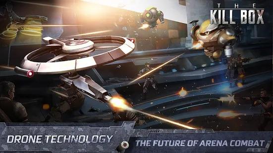 The Killbox: Arena Combat Asia Screenshot