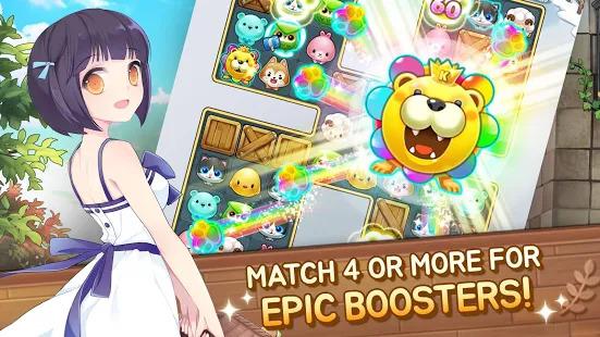 Everytown Sweet: Match 3 Puzzle Screenshot