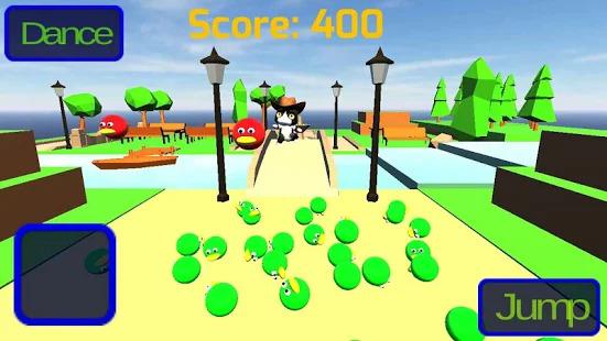 Explody Cat: Kitten Game Screenshot
