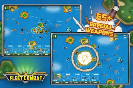 Fleet Combat Screenshot