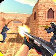 Counter Terrorist Fire Shoot