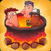 Idle Heroes of Hell - Clicker & Simulator