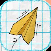 Paper Planes Race : 2 Planes Racing EDM Rush