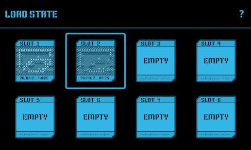 Nostalgia.NES (NES Emulator) Screenshot