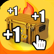 Skin Clicker Case Opening Tap & Idle
