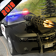 Police Shooting Car Chase Pursuit 2019