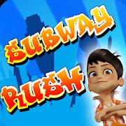 Subway Rush Runner - Super Duper Surf