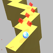 Wall ball: zig zag game 2020