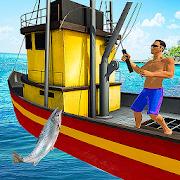 Fishing Ship Simulator 2019 : Fish Boat Game