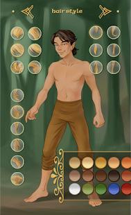 Elf Boy Dress up Screenshot