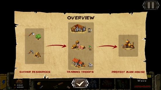 Age of Darkness: Epic Empires: Real-Time Strategy Screenshot