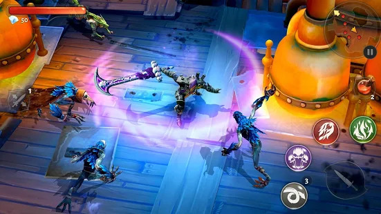 Dungeon Hunter 5  Action RPG Screenshot