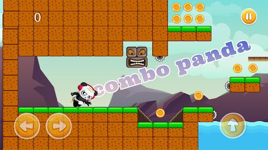 Combo super panda adventure 2 Screenshot