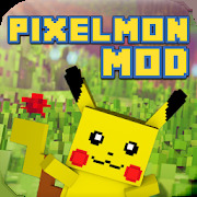 Mod Pixelmon 2 [Full Edition]