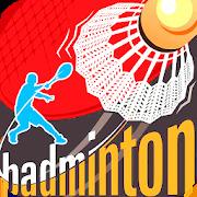 Badminton Sport 3D