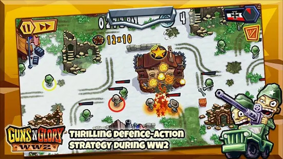 Guns'n'Glory WW2 Screenshot