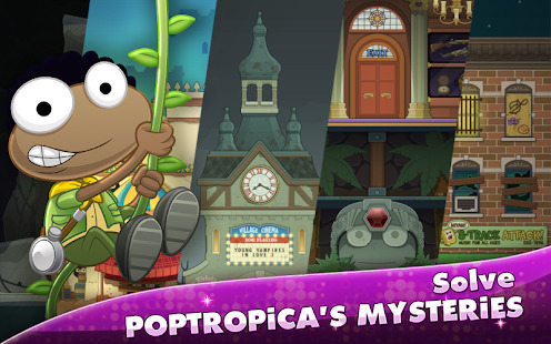 Poptropica Screenshot