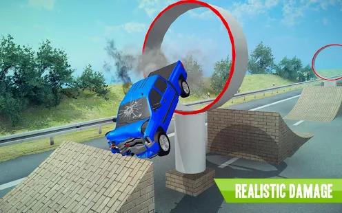 Car Crash Simulator: Beam Drive Accidents Screenshot