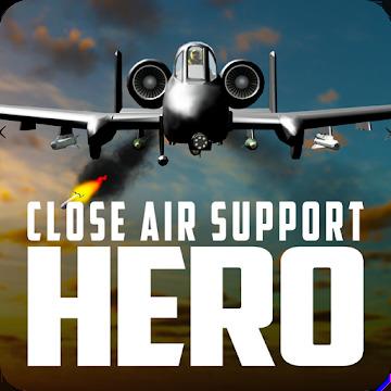 Close Air Support Hero: A-10 Warthog
