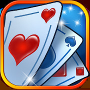 Magic Tri Peaks Offline Solitaire Game