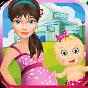 Newborn Baby & Mom Doctor Care