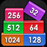 2048 Merge Bricks - Number Puzzle - 2048 Solitaire