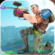 Paintball Shooting Squad: Battleground Army Combat