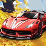 Lucky Car - Idle Racing Car Merger Tycoon
