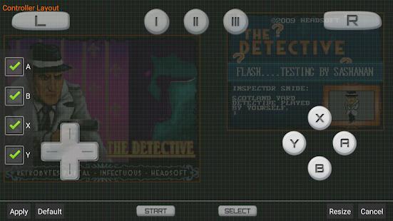 DraStic DS Emulator Screenshot