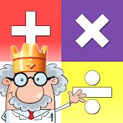 King of Math - Math Free Games