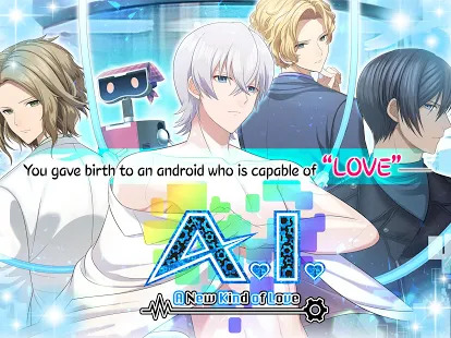 anime dating sims igre za android