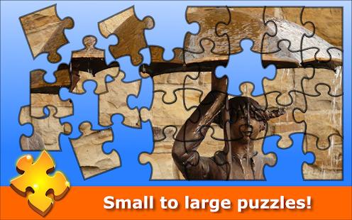 Jigsaw Planet Puzzle Games Screenshot