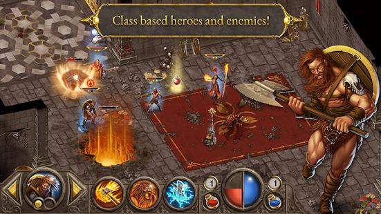 Devils & Demons - Arena Wars Screenshot