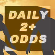 DAILY 2+ ODDS