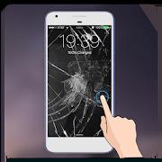 Cracked or Broken Screen Prank