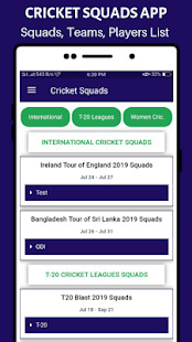 Games lol | Game » Cricket Squads, Teams, Players List, Captains
