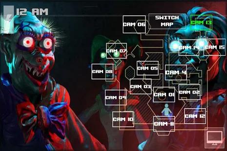 Zoolax Nights:Evil Clowns Free, Escape Challenge Screenshot