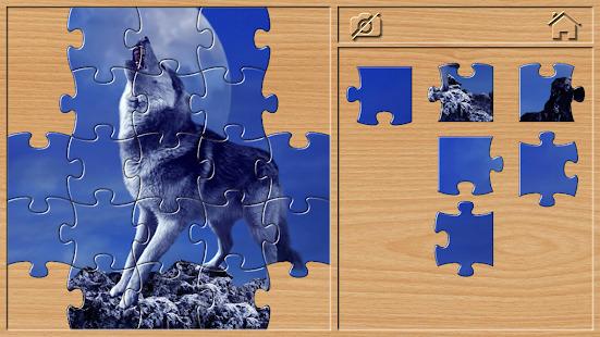 Animal Puzzles for Kids Screenshot