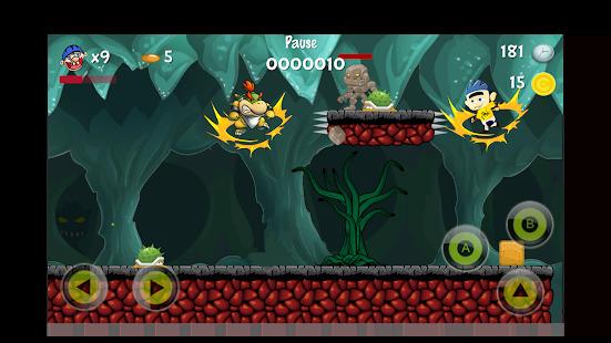 Games Lol Game Super Bowser Logan Vs Jeffy Run Adventure